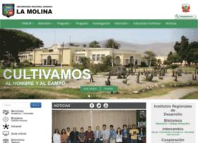 Lamolina.edu.pe