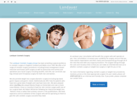 landauercosmeticsurgery.co.uk