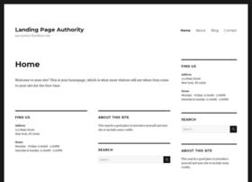 landingpageauthority.com