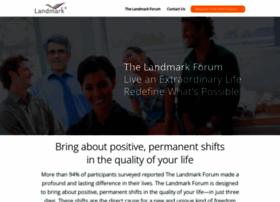 landmarkforum.com