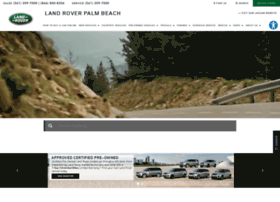 landroverpalmbeach.com