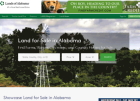 landsofalabama.com