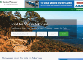 landsofarkansas.com