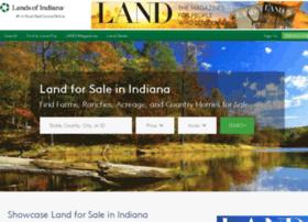 landsofindiana.com