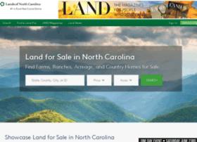 landsofnorthcarolina.com