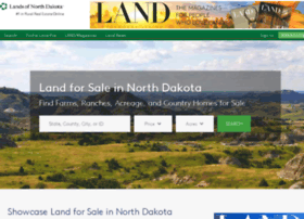 landsofnorthdakota.com