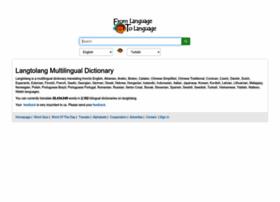 Langtolang.com