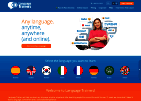 languagetrainers.com