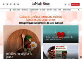 lanutrition.fr