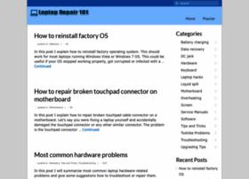 laptoprepair101.com