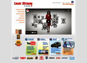 laserstreamvideo.com