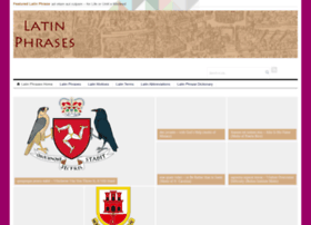 latin-phrases.co.uk