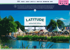 latitudefestival.co.uk