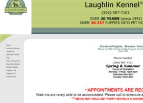 laughlinkennel.com