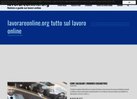 lavorareonline.org