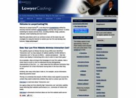 lawyercasting.com