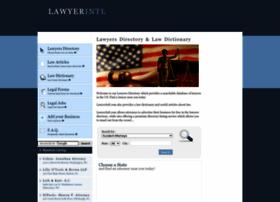 Lawyerintl.com
