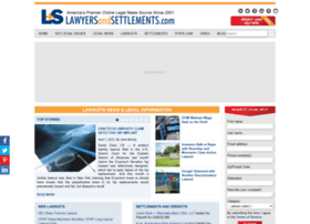 lawyersandsettlements.com