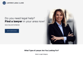 lawyerslegallaws.com