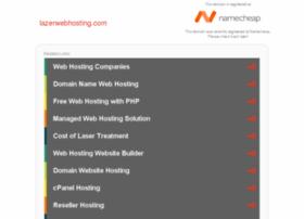 lazerwebhosting.com
