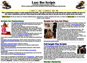 lazybeescripts.co.uk