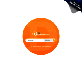 le-dictionnaire.com