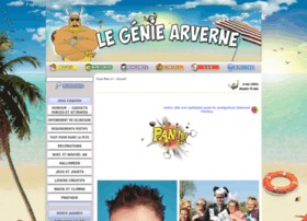 le-genie-arverne.com