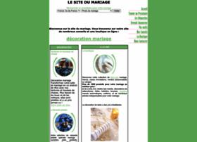 le-mariage.com