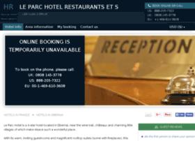le-parc-hotel-spa-obernai.h-rez.com