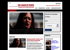 Leagueofpower.com