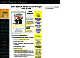 learn-spanish-help.com