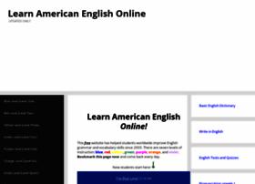 learnamericanenglishonline.com