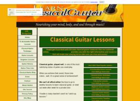 learnclassicalguitar.com