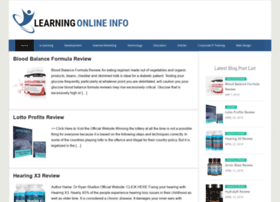 learningonlineinfo.org
