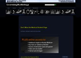 learningradiology.com