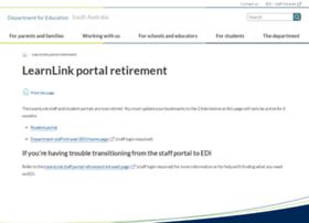 Learnlink.sa.edu.au
