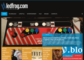 ledfrog.com