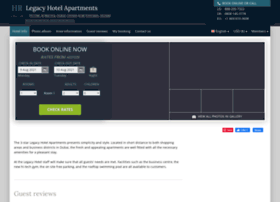 Legacy-hotel-apartments.h-rsv.com