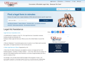 legalaid.uslegal.com