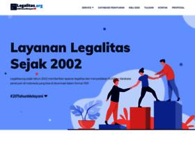 Legalitas.org
