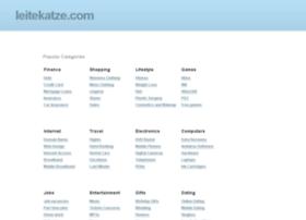 leitekatze.com