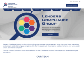lenderscompliancegroup.com