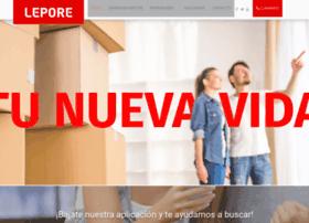 Leporepropiedades.com.ar