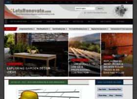 Letsrenovate.com