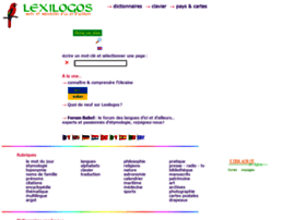 Lexilogos.com