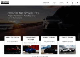 lexusfinancial.com