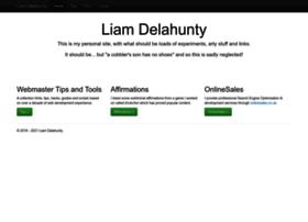 liamdelahunty.com