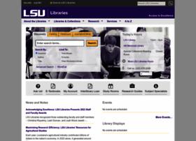 lib.lsu.edu