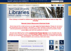 libraries.slu.edu