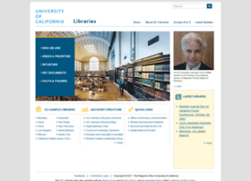 libraries.universityofcalifornia.edu